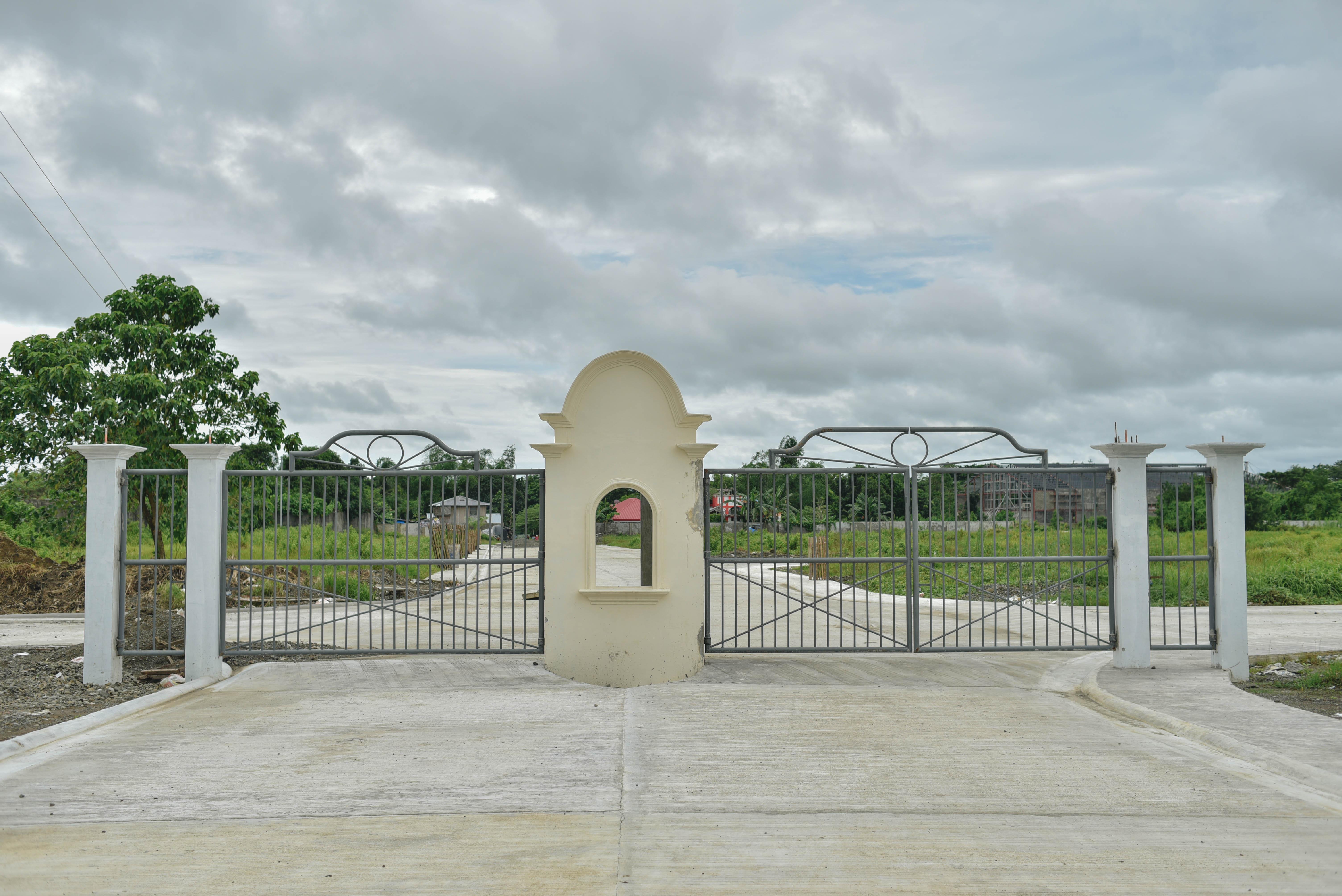 Villa San Manuel Subd. Gate