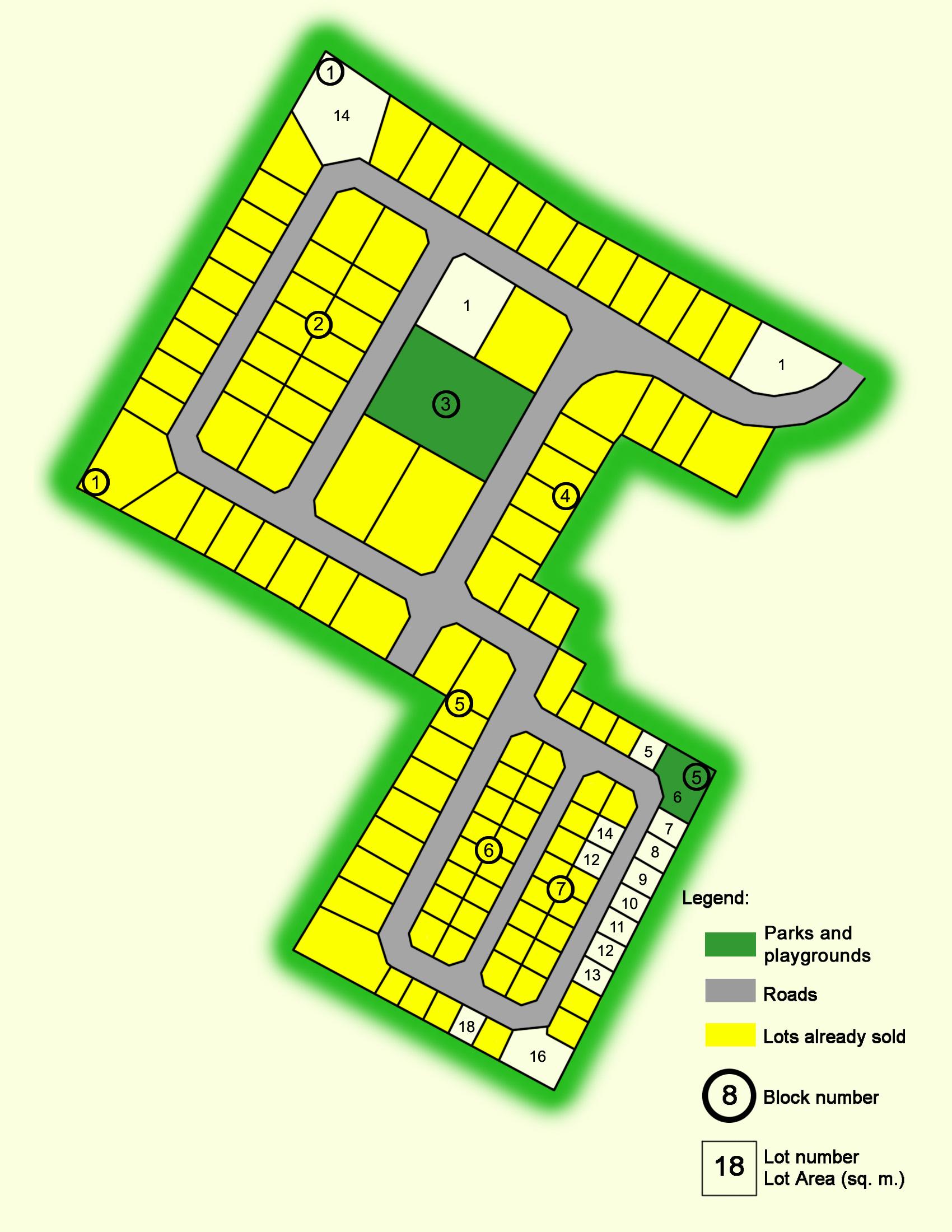 fv map